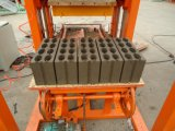 Concrete Hollow Block&Solid Brick Machinery (QTJ4-26C)