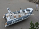 Liya 17 Feet Rigid Hypalon Boat Inflatable Boats Made in China