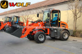 Wolf 1.2ton Zl12 Wl120 Mini Wheel Loader for Sale