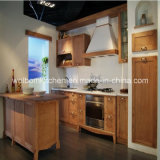 2016 Welbom Ameican Style High End Solid Wood Kitchen Cabinet