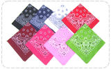 Fashion Customized Printed Cotton Buff Bandana