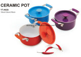 Non-Stick Ceramic Coated Aluminum Sauce Pot Energy-Saving Pot Cookware Sets SX-A26