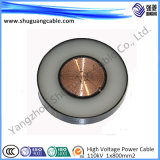 XLPE Insulated PVC Sheathed Medium Voltage Power Cable