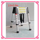 Double Aluminum Folding Ladder