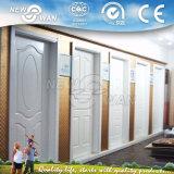 Italian White Wood Grain Primer Coating Door