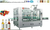 Glass Bottling Machine, Liquor Glass Bottling Machinery, Alcohol Glass Bottle Filling Machinery