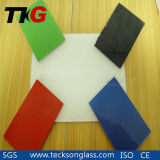 Green/Red/Blue/Black Painted Glass with High Quality