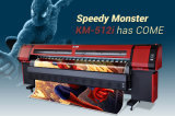 Top Rated 3.2 M Solvent Printer with Printhead Km-512ilnb-30pl