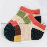 Vivid Color Cuty babies Breathable Cotton Sock