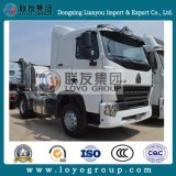 Sinotruk HOWO A7 6wheel Tractor Head for Sale