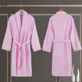 Promotional Hotel / Home Cotton / Velvet Woman / Couple Bathrobes / Pajama / Nightwear with High Quality