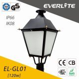 Everlite 120W LED Garden Lamp with IP66 Ik08