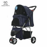 Customized Dog Carriers Outdoor High Load Bearing Pet Stroller