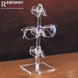 Counter Clear Store Acrylic Sunglasses Display as an Accessory