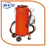 28 Gallon Abrasive Vacuum Blaster with Removable Dust Container