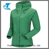 Women Outdoor Waterproof Softshell Wind Jacket