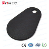 ABS Material 125kHz RFID Key Tags Customized Logo Printed