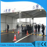 Mobile Airports Under Vehicle Inspection System 5000*2048 Pixels Vertical Resolution of Image