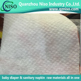Double Layer Embossing Nonwoven for Sanitary Napkin Topsheet