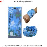 Outdoor Bicycle Buff Tubular Headwear Blue 25 * 50 Cm (YH-HS178)