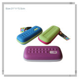 Multifunction PU Leather Office Pencil Box