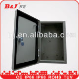 Distribution Electric Enclosure/Steel Distribution Box IP66/Electric Enclosure Box IP66