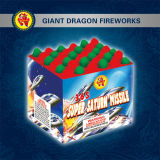 36 Shot Super Saturn Missile Fireworks Gd4024