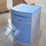 Hospital Medical Bedside Cabinet, Night Stand, ABS Beside Cabinet