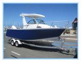 5.8m Aluminum Cabin Boat Fishing Boat
