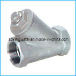 Lost Wax Casting Stainless Steel 316 DIN Thread Strainer