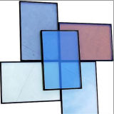 5+9A+5mm Flat Color/Clear Insulated Glass for Building