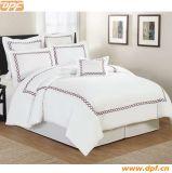 Simple Embroder Design Hotel Bedding Sets