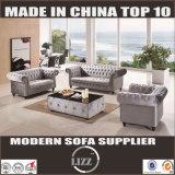 Elegant Chesterfield Fabric Sofa Set UK