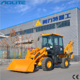 Farm Equipment Multi-Fuctional Backhoe Loaders with Yunnei Engine