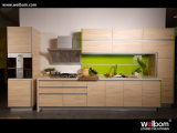 2015welbom Kitchen Cabinet Model with Melamine Cabinets