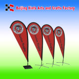 Advertising Teardrop Flag Banner, Beach Flag Banner
