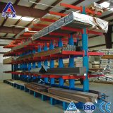 Light Duty Powder Coating Metal Lumber Rack