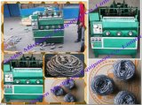 Stainless Steel Cleaning Ball Scrubber Scourer Machine