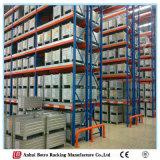 Sheet Metal Fabrication Warehouse Storage Pallet Shelf Rack