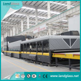 Landglass CE/ISO Approved Automatic Flat/Curved Building Glass Tempering Machines