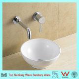 Sanitary Small Round Bowl Hand Wash Basin