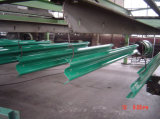 Corrugated Beam Steel Protection Fence Highway Guardrail