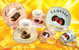 Chocolate Mugs and Plates Set