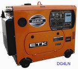 Portable Slient Air-Cooled Diesel Generator