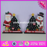 2016 Wholesale Cheap Wooden Advent Calendar Ideas, Christmas Decorations Wooden Advent Calendar Ideas W09d013