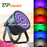 36*12W RGBWA +UV Wash 6in1 LED PAR Light for Wedding