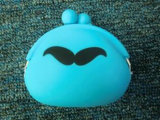 Candy Colors Silicone Kids Coin Purse