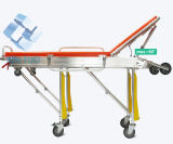 Hospital Operation Room Exchange Trolley ISO&Ce Folding Ambulance Stretcher