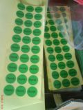Customized Self Adhesive Sticker Paper