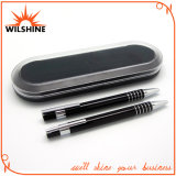 Popular Aluminum Pen Set for Premium Gift (BP0198BK)